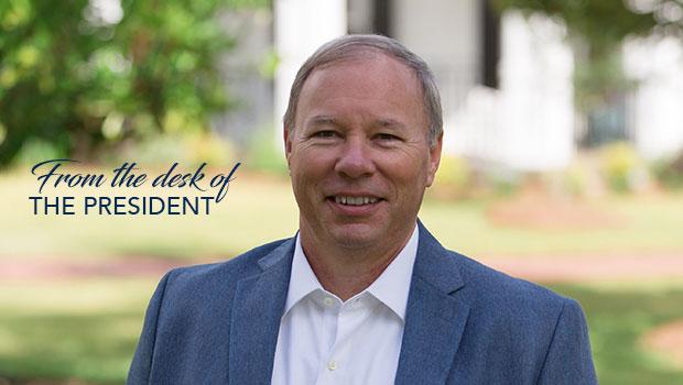 CSU President, Ken Styron