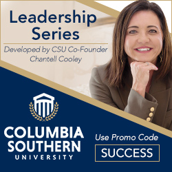 Chantell Cooley - Leadership Series