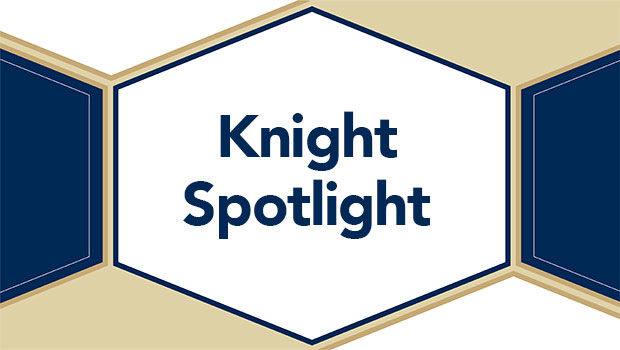 knight spotlight