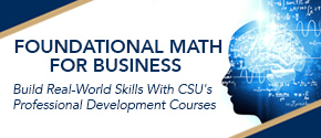 Foundational Math for Business