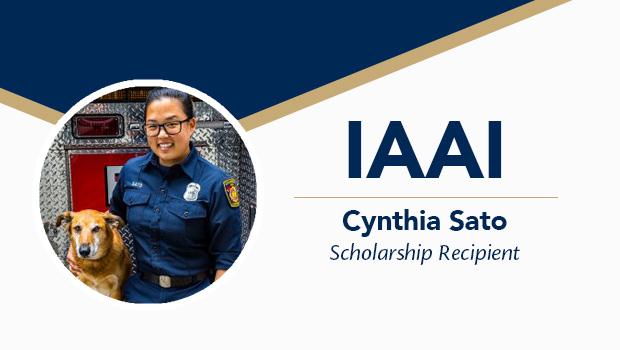 IAAI Cynthia Sato